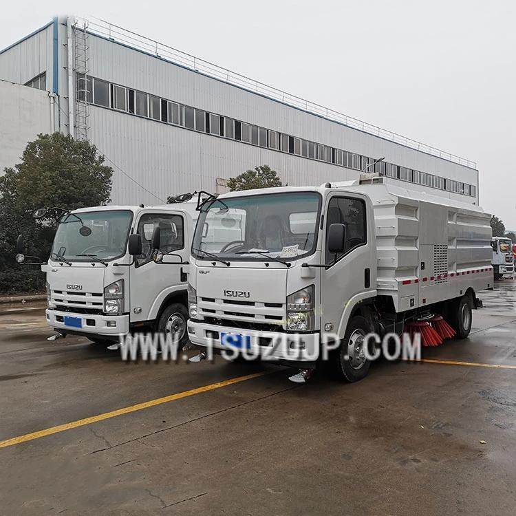 ISUZU 10m3 Street Sweeper Truck