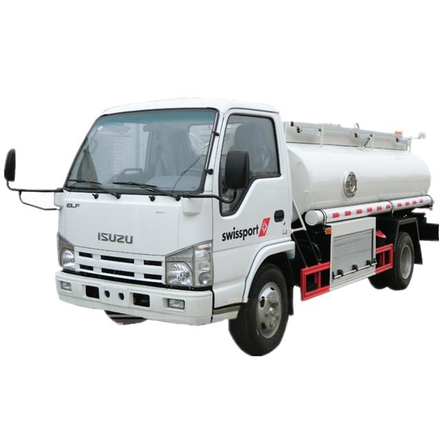 ISUZU 5000L fuel tank trucks