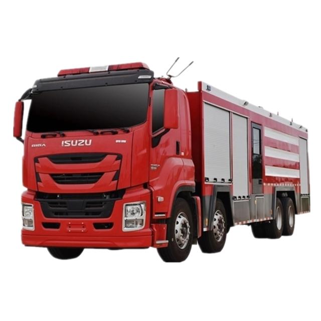8x4 ISUZU GIGA 25 ton Fire fighting truck