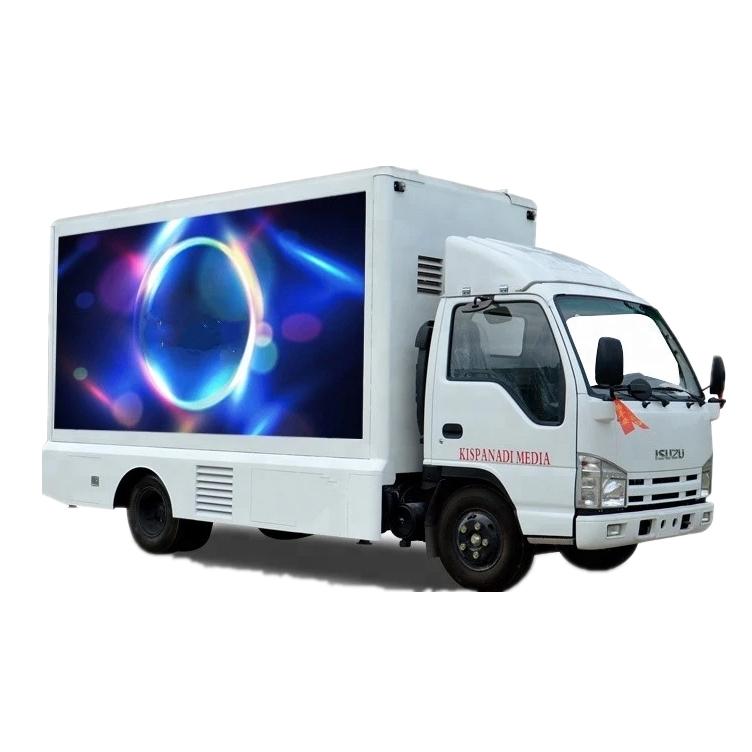 ISUZU Led truck