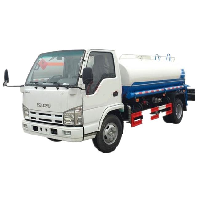 ISUZU water trucks