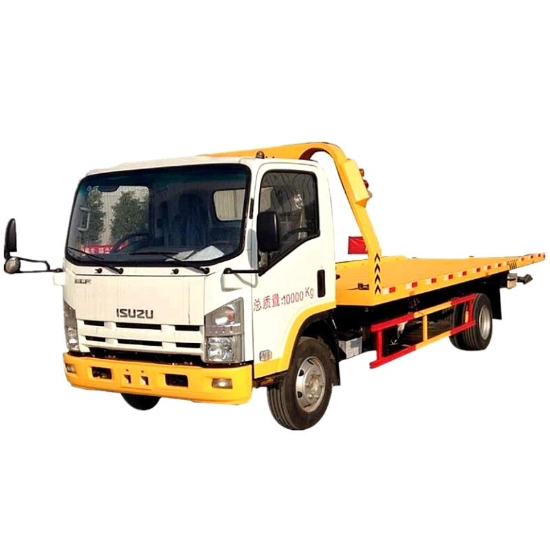 ISUZU wrecker tow truck