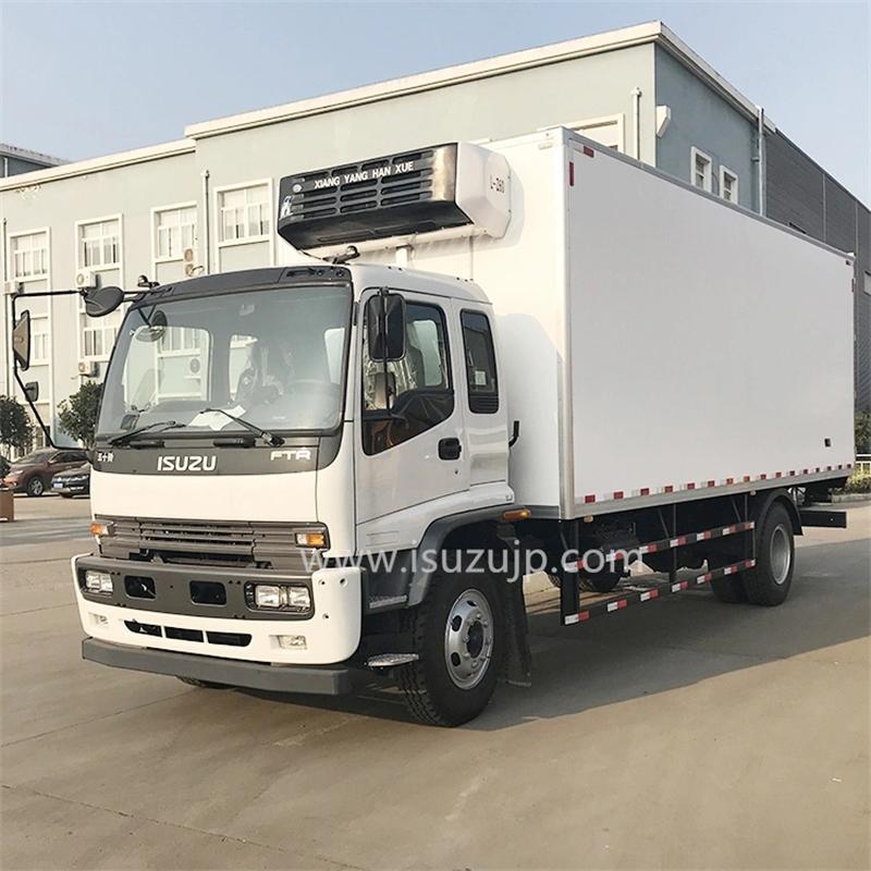 Isuzu 10t Food meat transportation van