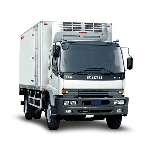 Isuzu Ftr 15 ton Refrigerated truck